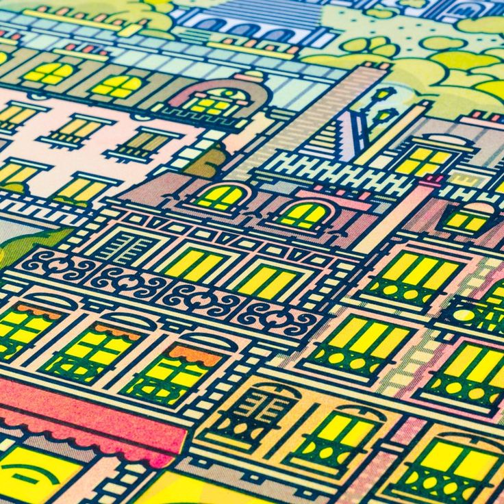 Illustrateur et designer, Lucas Marinm a spécialement créé pour Presto Éditions une série d'affiches graphiques aux couleurs vives et éclatantes où il représente l'univers et les symboles de la ville de Paris au travers d'un paysage moderne et stylisé. Un superbe élément décoratif à afficher sur l'un de vos murs.  Une impression rendue possible grâce à la technique duplicopie Riso, entre photocopie et sérigraphie.  Une édition limitée à 100 exemplaires, numérotés et signés.