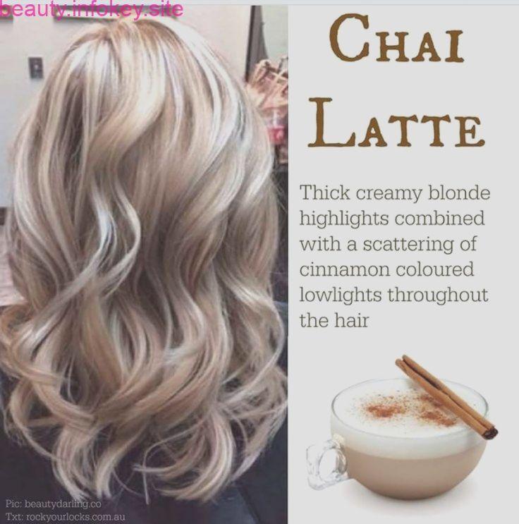Chai Latte Blonde Hair Color Fall Hair Ideas Fall Hair Colors Chai Latte Hair Creamy Blonde Blond Hair With Lowlights Fall Hair Colors