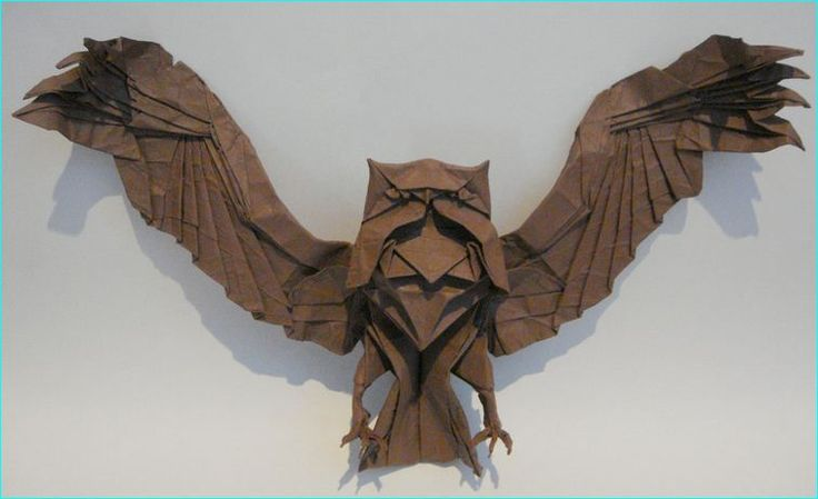 25 Delightful Examples of Origami Paper Art