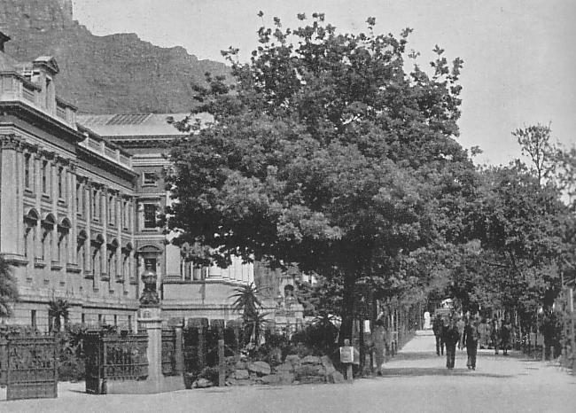 Cape Town in 1930s