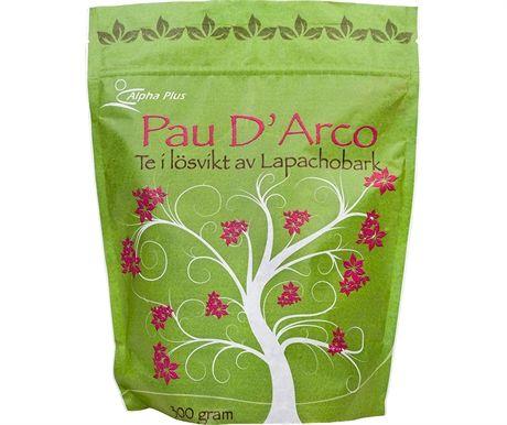 Pau Darco är en tusenårig gammal skatt med fantastisk livskraft. De sydamerikanska uråldriga stammarna använde trädets bark med stor framgång. Pau D'Arco, Lapacho och Ipe Roxo är bara några av namnen på detta populära indianthé. Pau Darco är en tusenårig gammal skatt med fantastisk livskraft. De sydamerikanska uråldriga stammarna använde trädets bark med stor framgång, vilket skapade nyfikenhet hos de kringresande spanjorerna och portugiserna som även de ville testa Pau D'Arcons fördelar.