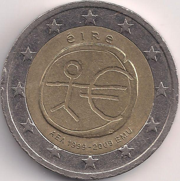 Motivseite: Münze-Europa-Westeuropa-Irland-Euro-2.00-2009-EMU