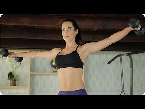 Love this move! Move of the Week: Total-Body Burpee - The Team Beachbody Blog #homeworkouts