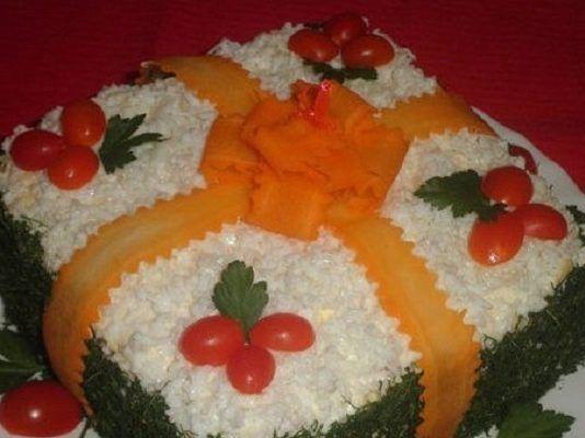 15 невероятно вкусных салатов для праздничного стола