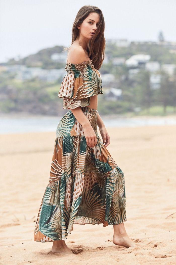 1001 + images de la robe longue hippie chic à adopter cet été et cet automne   – Mode femme