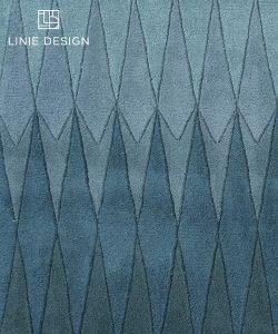 Acacia Blue designerski duński dywany   Linie Design