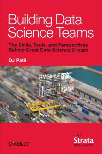 Building Data Science Teams. As data science evolves to become a business necessity, the importance of assembling a strong and innovative data teams grows. The four essential qualities of data scientists. Patil's first-hand experience building the LinkedIn data science team. Length: 30 pages. The unique roles of data scientists. Topics include: What it means to be .data driven. Edition: 1. Author: DJ Patil. Release: 2011-09-15. Kindle eBook. In this in-depth report, data scientist...