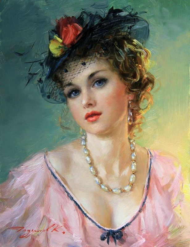 Célèbre 264 best Peintre Konstantin Razumov images on Pinterest | Painting  IG97