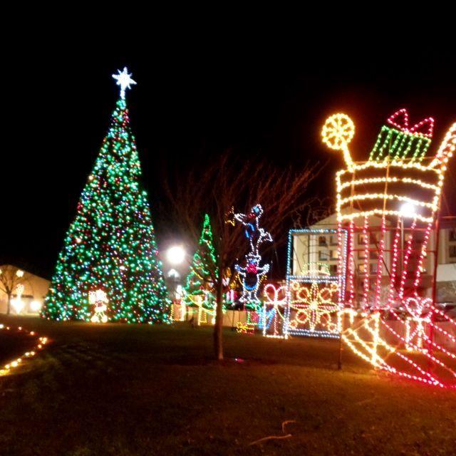 Ocean City Md Christmas Lights Trick Di 2020