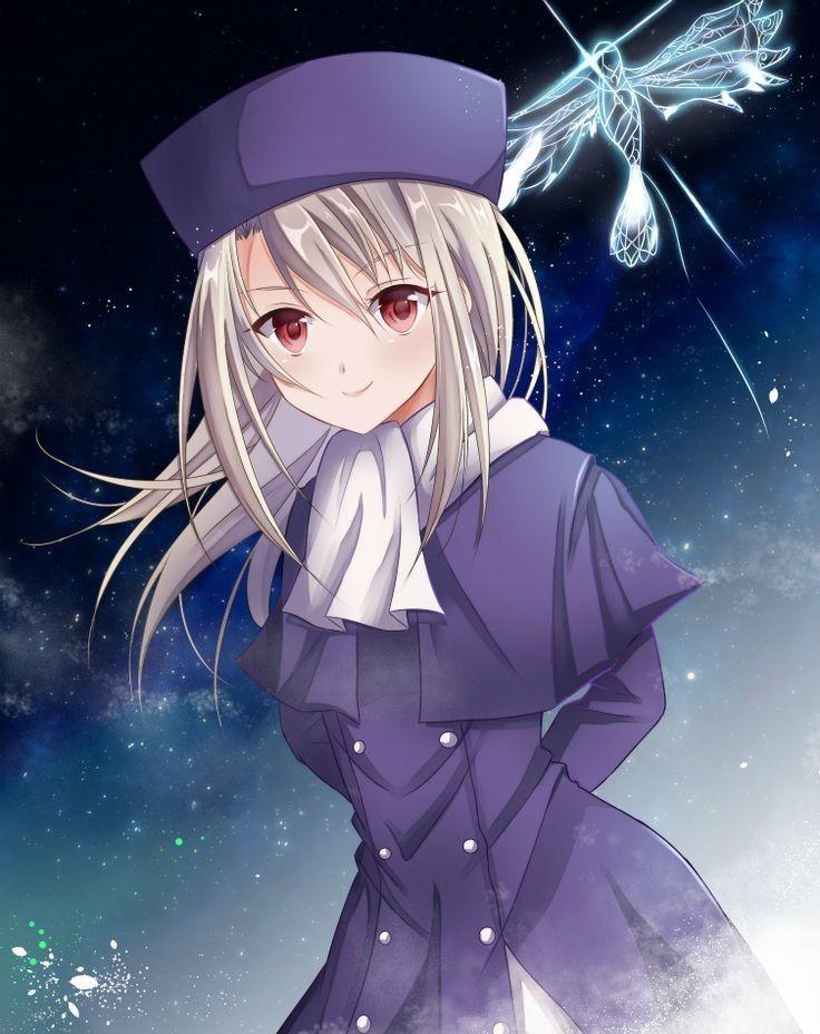 fate einzbern von illyasviel stay night zero irisviel anime order personagens femininos rp grand human ubw saga moon