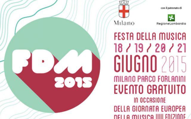 Un fiume di dj set al parco Forlanini per la Festa della Musica Dal 18 al 21 giugno il parco Forlanini alle porte di Milano ospiterà dj provenienti da tutto il mondo per festeggiare la musica. #milano #festadellamusica #forlanini