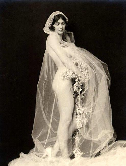 Nana, the unblushing bride
