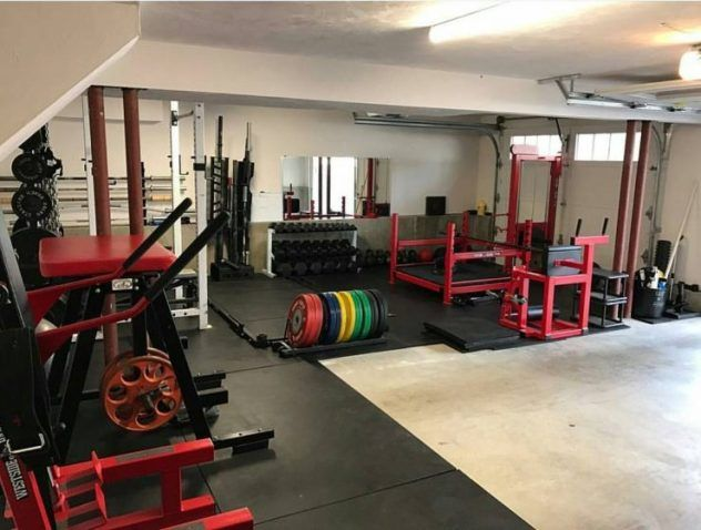 10 ridiculous home gym setups fitness home gym garage home gym