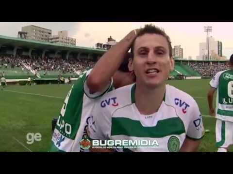 Os gols de Fumagalli pelo Guarani
