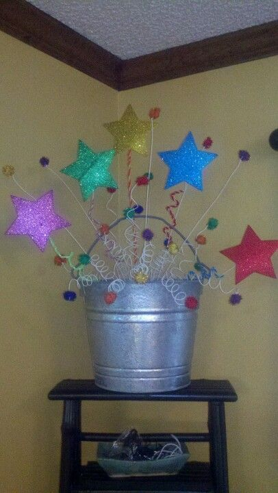 "Classroom display ""fill your bucket"" - after Community of Caring kick-off…"