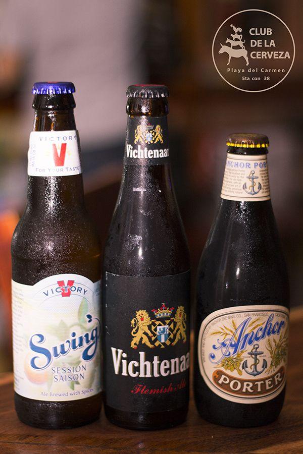 Swing Session, Vichtenaar, Anchor Porter - Craft Beer, #beertography © Susana Hidalgo