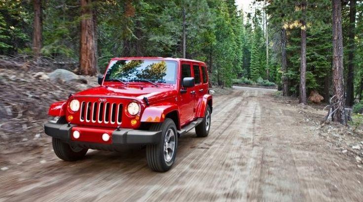 2018 Jeep Wrangler JK – In Detail
