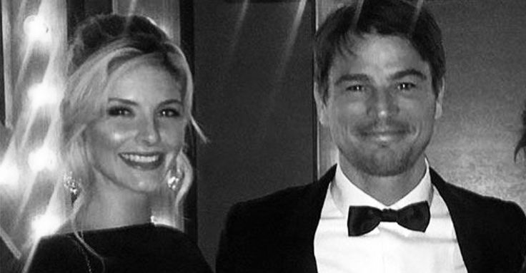 Josh Hartnett and Tamsin Egerton reportedly welcome baby number two #BirthAnnouncements, #Celebrity
