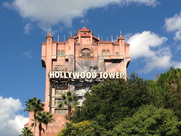 Hollywood Studios-Disney World
