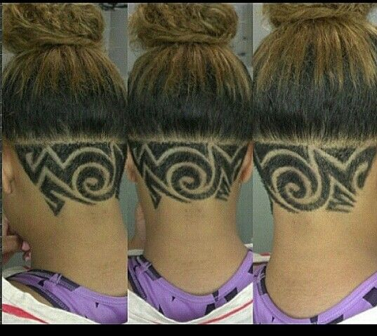 Swirl undercut                                                                                                                                                      More