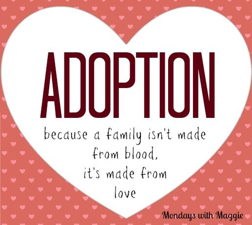 My Forever Family {National Adoption Month} | Alamo City Moms Blog