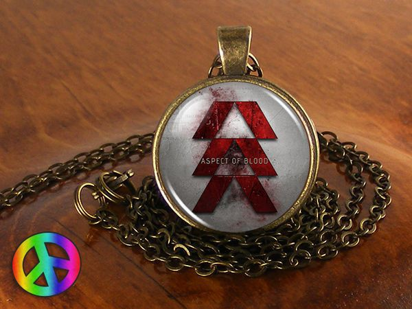 Destiny Hunter Video Game Cosplay PS4 XBox 360 One Necklace Pendant Jewelry Gift