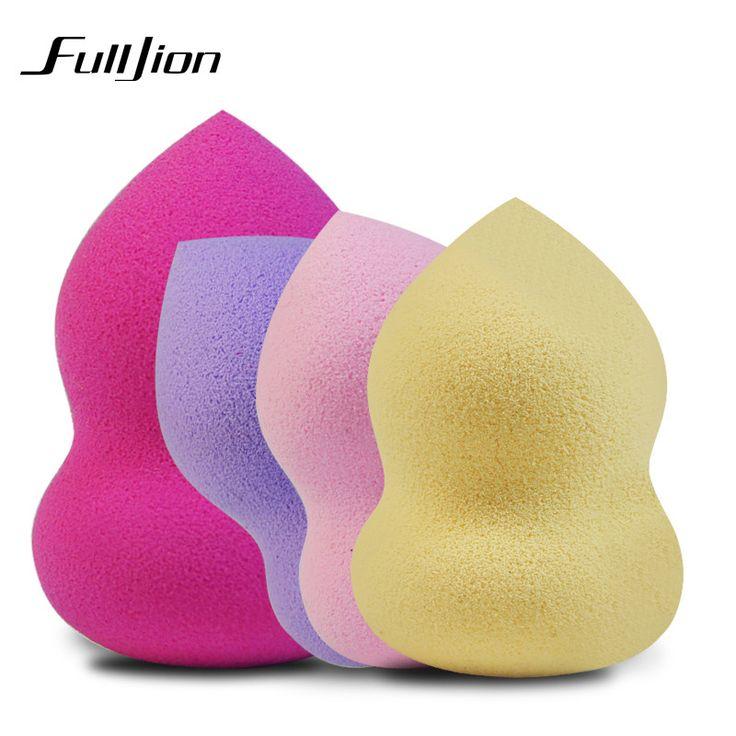 1 Pcs Foundation Sponge Blender Blending Facial Makeup Sponge Cosmetic Puff Flawless Beauty Powder Puff Make Up Sponge for face