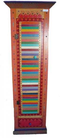 David Marsh Basura Stick Tall Cabinet [DMBS6]   $1,560.00 : Ethnic Arts