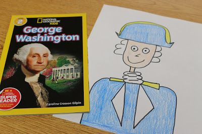 Celebrating President's Day in the Classroomhttp://smilingandshininginsecondgrade.blogspot.com/2016/02/celebrating-presidents-day-in-classroom.html