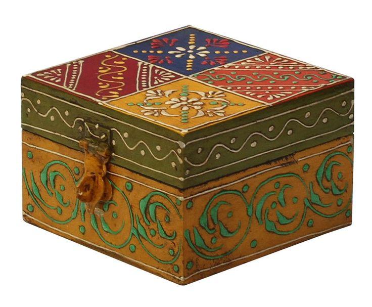 Best 10 Wooden jewelry boxes ideas on Pinterest  Diy