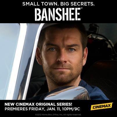 Beautiful! Banshee tv show - If you are not watching this show, you should be.