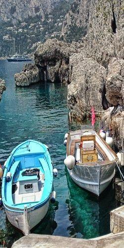 Capri, province of Naples, Campania region Italy