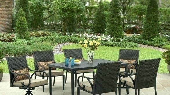 Garden Ridge Outdoor Patio Furniture