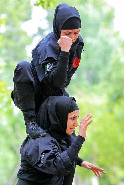 kunoichi...(Daughters Persian)