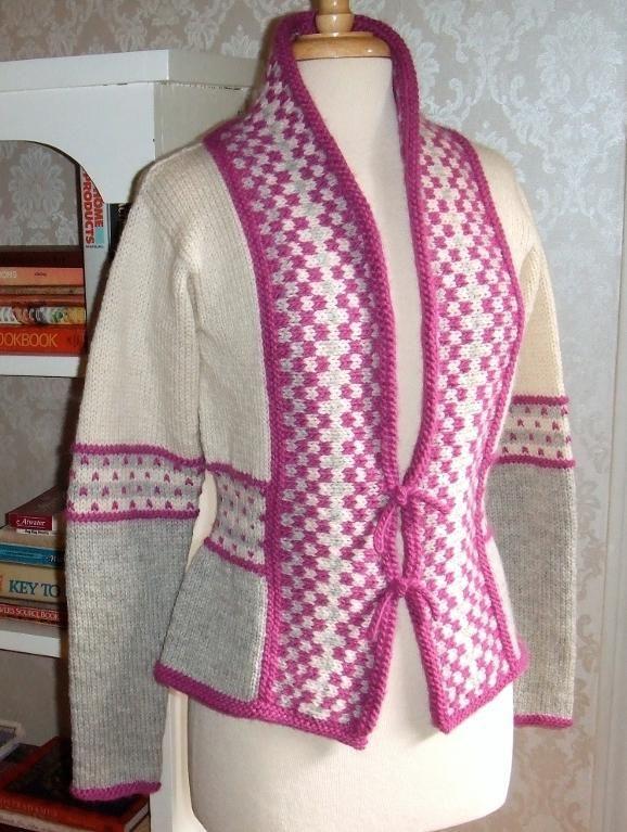Kimono Fana Cardigan