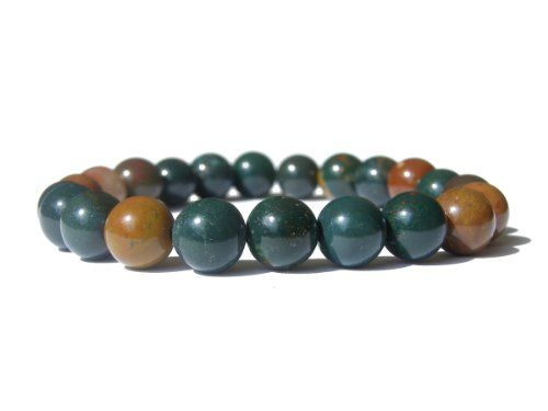 ZENstore Heliotrop Armband - Bloodstone provides physical aid in treating anemia, blood disorders and enhancing blood flow. It strengthens the immune system and detoxifies. http://www.amazon.de/dp/B00F8CMZXA/ref=cm_sw_r_pi_dp_fyEfub11RZXWP