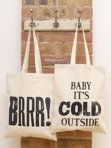 bags, christmas, brrr <3