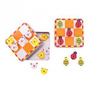 Kup teraz na allegro.pl za 14,30 zł - biedronki pszczółki koty myszy gra kółko i krzyżyk (5941124160). Allegro.pl - Radość zakupów i bezpieczeństwo dzięki Programowi Ochrony Kupujących!