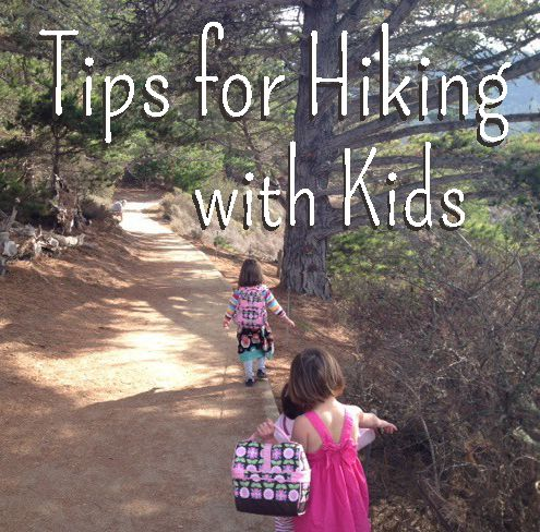 Get the kids moving in the sunshine!! Tips for Hiking with Kids  #hiking #activekids #outdoorkids