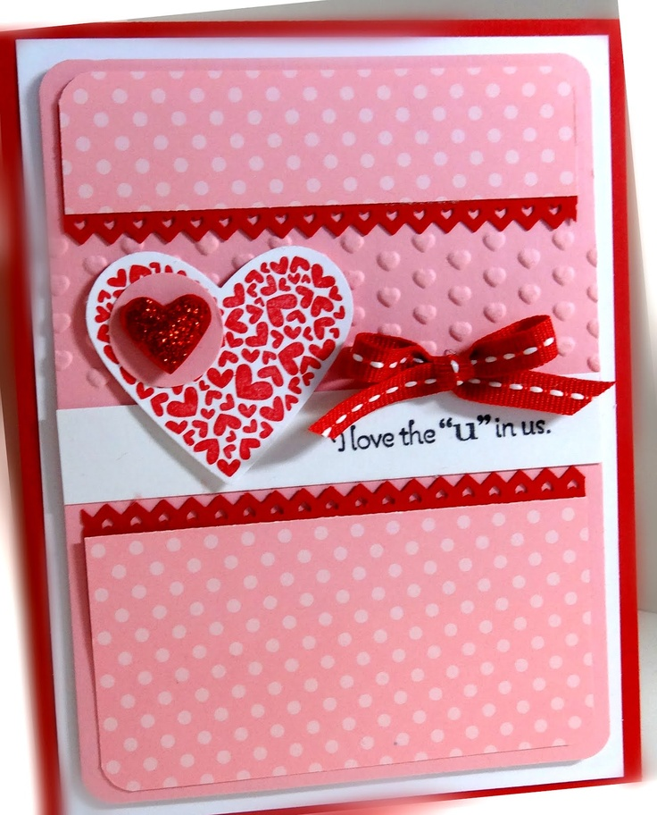 Best Cards  Valentines Images On   Homemade