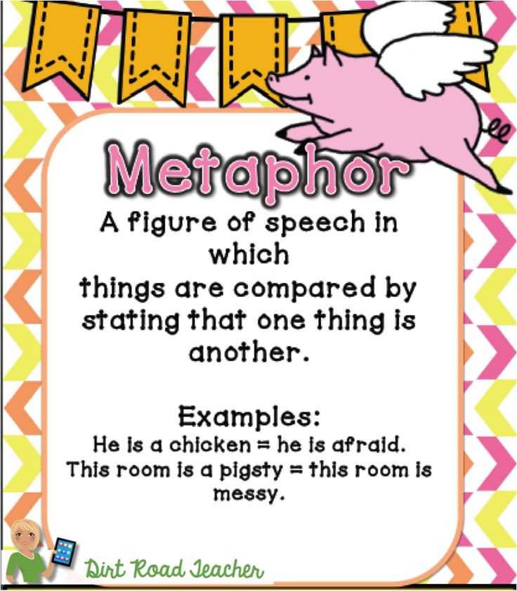 sle of metaphor 17 best images about simple april teaching activities on