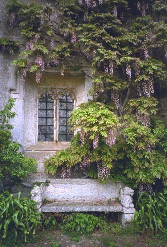 Stanton Harcourt Gardens, Oxfordshire, England