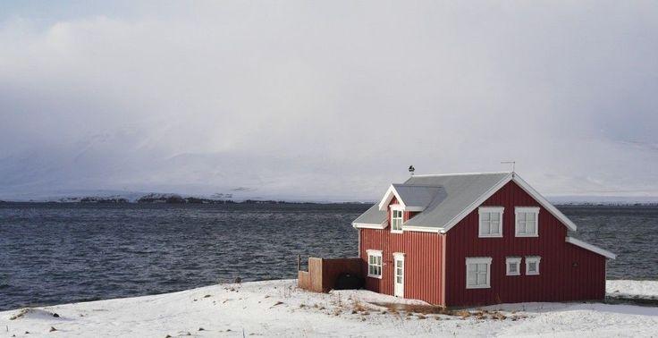 #Islandia #Iceland #hrisey