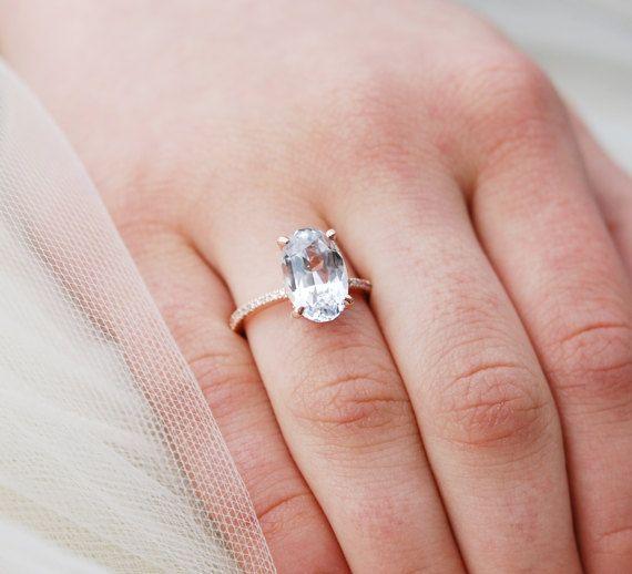 Blake animado anillo de compromiso. Anillo de compromiso