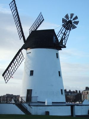 Lytham Windmill just up the road from where I live