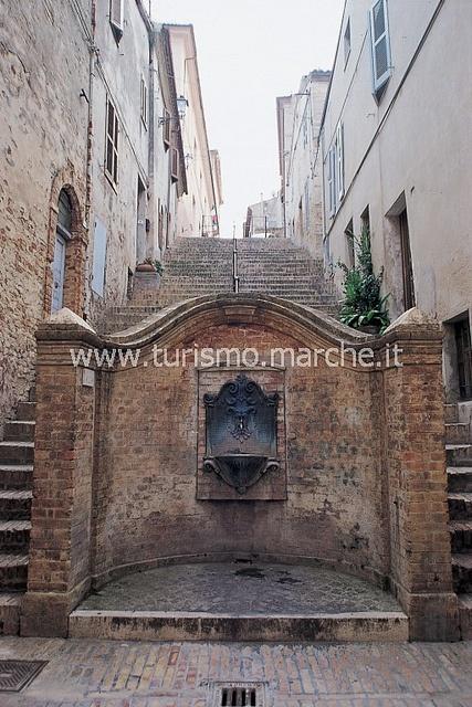 Civitanova Marche: Civitanova Alta, Marche - Italy