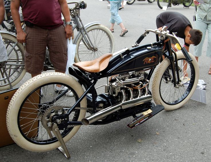 1921 Ace Motorcycle