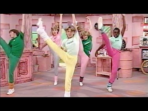 Emu's Pink Windmill Kids: Can't Stop the Music - YouTube