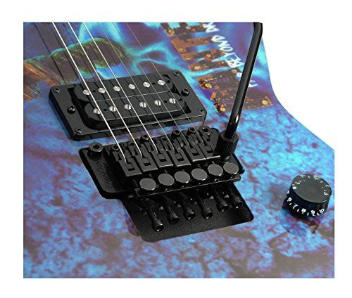 Dean DB DRIVEN Dimebag Darrell Solid-Body Electric Guitar, Far Beyond Driven Graphic