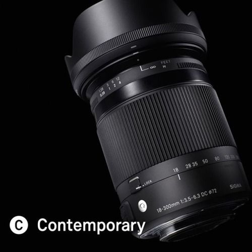 The 18-300 mm F3.5-6.3 DC Macro lens is another remarkable addition to Sigmas Global Vision Contemporary line. Compatible with APS-C and crop sensor cameras the high-ratio zoom lens cover focal lengths from wide to telephoto making it the ideal lens for your next vacation. #sigmaphoto #sigmalens #sigmalenses #contemporary #cameras #technology #photography #vacation #18300mmlens #sigma18300mm #multipurpose via Sigma on Instagram - #photographer #photography #photo #instapic #instagram…
